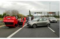 Kaj storiti, ko ste udeleženi v prometni nesreči